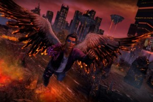 Saints Row 4 Re-Elected Encourages You To Swear At Your Xbox One