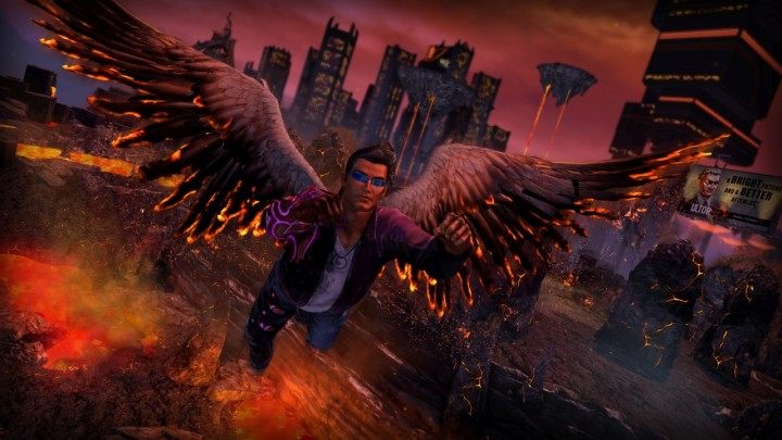 Saints Row: Gat Out Of Hell Achievement List