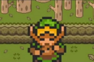 Check Out This Fan-Made Ocarina of Time 2D Remake