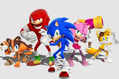 Sonic Boom: Rise of Lyric for Wii U to be Released Earlier