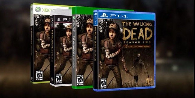 Telltale Games TWD And Wolf Among Us Dated For PS4/XB1
