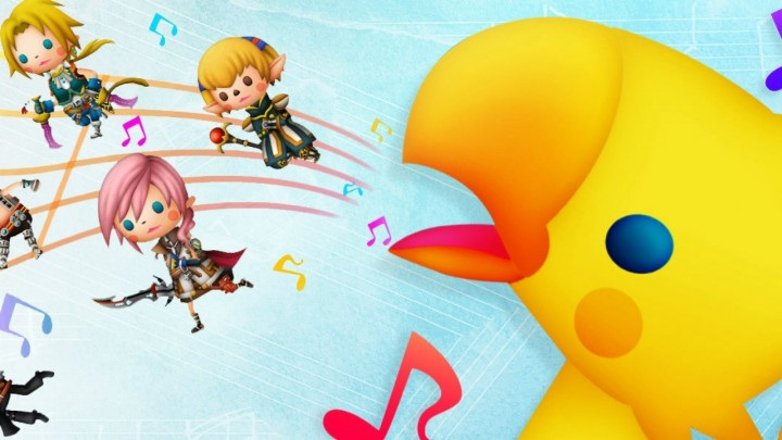 New Theatrhythm: Final Fantasy DLC Revealed