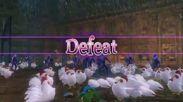 Deadliest Bird Species: Cuccos in Hyrule Warriors Video