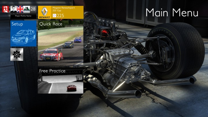 project cars ps4 1080p 60fps