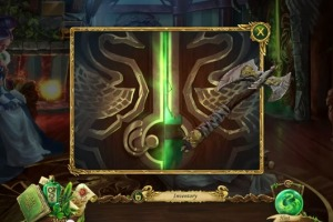 Screenshots of 3D Animated Graphics from Grim Legends 2