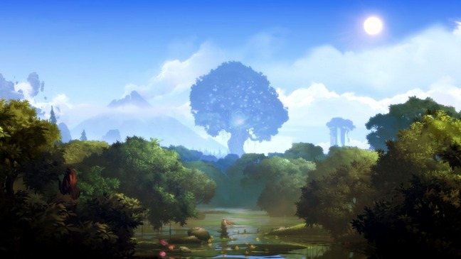New Ori and the Blind Forest Screenshots from TGS