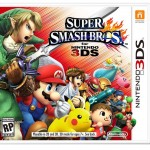 Super Smash Bros. 3DS demo now available on Japan's Nintendo eShop