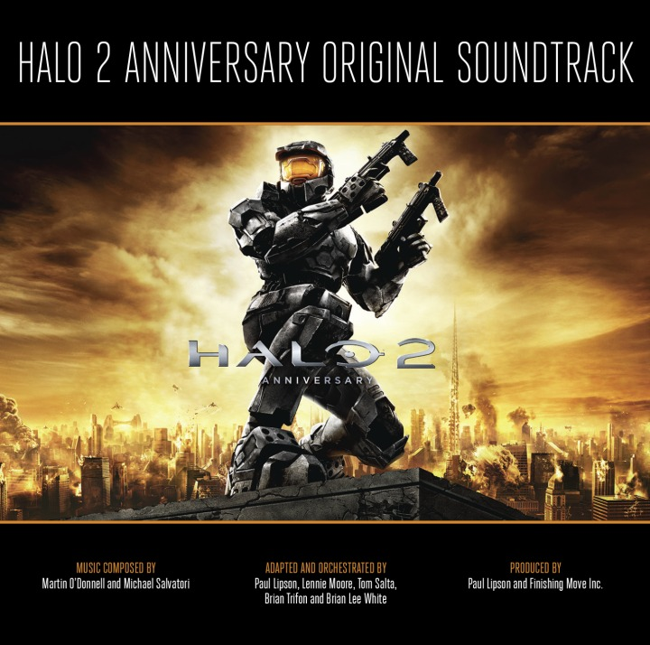 Listen to some of Halo 2 Anniversary's soundtrack today!