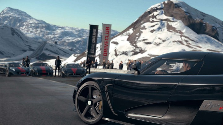 Driveclub debuts All Action Trailer