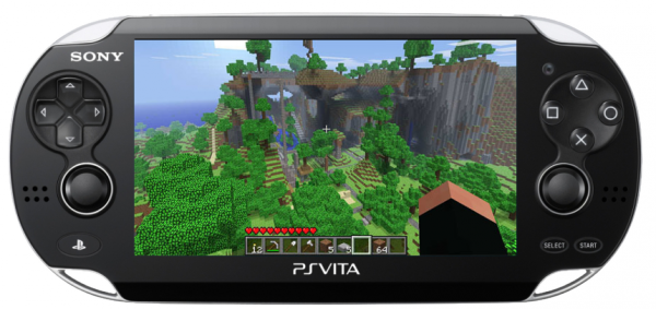 Minecraft PlayStation Vita Edition Available Next Tuesday