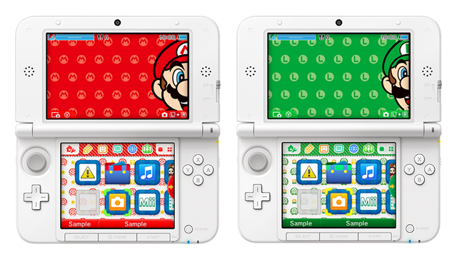 New 3DS System Update Brings in Themes and Photo Capture
