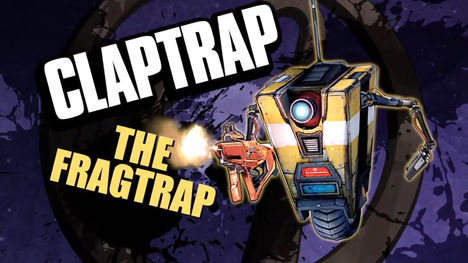 New Borderlands The Pre-Sequel Gameplay Walkthrough Shows off Claptrap