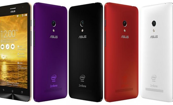 Looking At The Newest ASUS ZenFone 5
