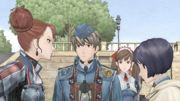 Valkyria Chronicles is coming to PC