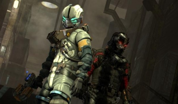 Dead Space 3 Isacc and Carter Co-Op