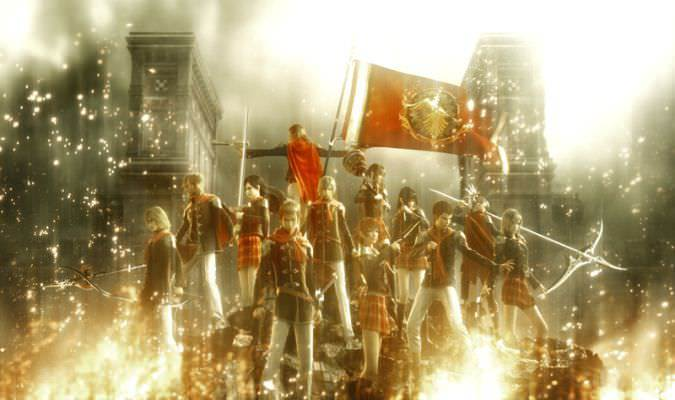 Beware of the Milites Empire in the new Final Fantasy Type-0 HD Enter the Fray trailer