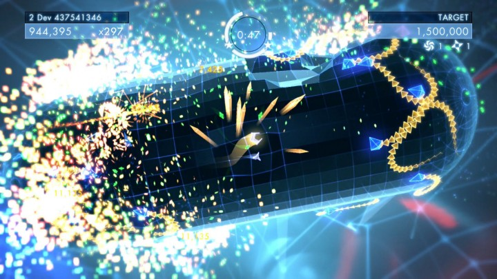 Geometry Wars 3: Dimensions Release Date Announced