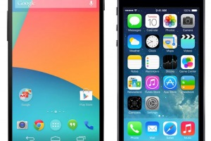 Hardware Comparison of Google Nexus 5 vs iPhone 5C