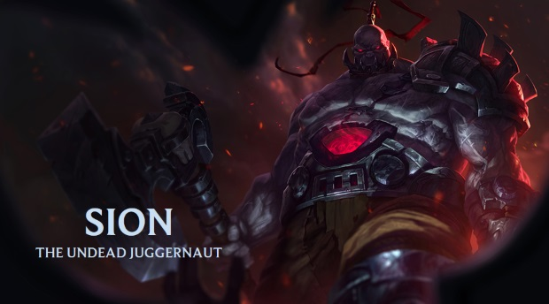 Check out how Sion was re-imagined in the latest League of Legends Dev Blog