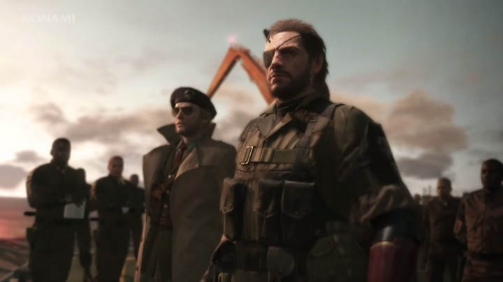 Rumour: Metal Gear Solid V: The Phantom Pain Scheduled for Release in February 2015?