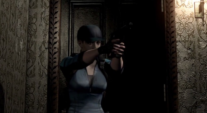 Resident Evil HD Remaster New Trailer Shows off New Content