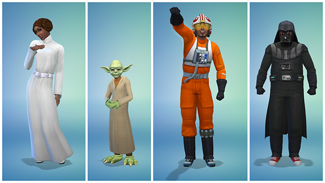 Free Sims 4 Update Brings Back Ghosts, Pools, and More