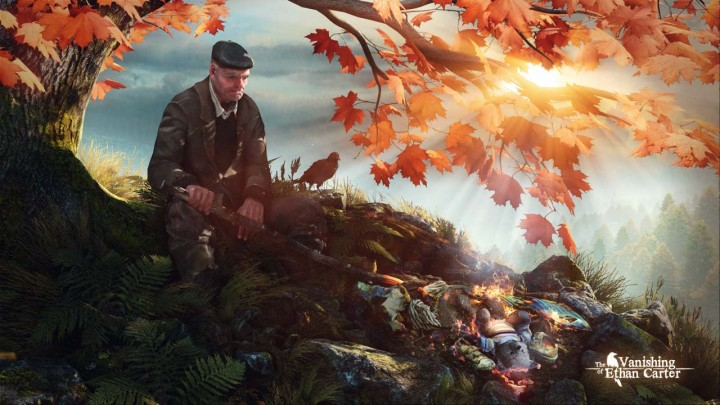 The Vanishing Of Ethan Carter in one infographic