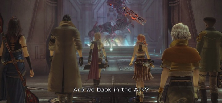 Final Fantasy XIII Fans Discover Unused Dungeon 'The Seventh Ark'