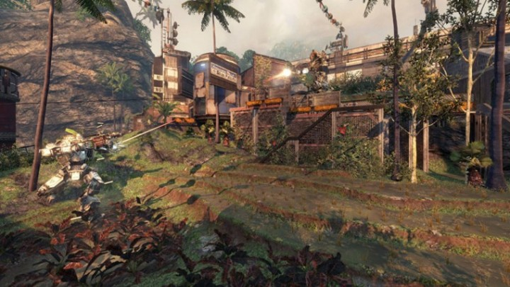 The Titanfall: IMC Rising DLC pack will be released on the Xbox 360 next week