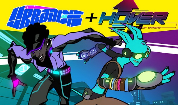Reserve a Copy for Urbance and Hover Game at KickStarter