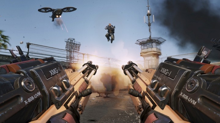 Quick Scoping in COD: Advanced Warfare will be more difficult