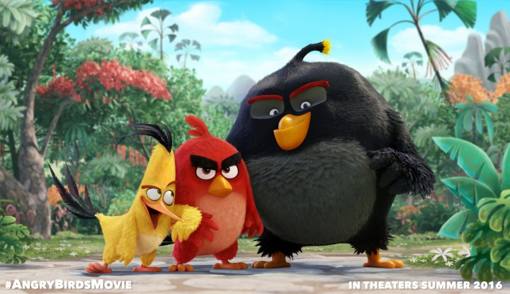 Angry Birds movie voice cast announced, to star Peter Dinklage