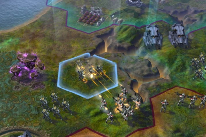 Civilization: Beyond Earth's Fall Patch is Now Live