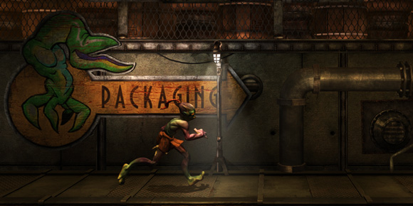 Oddworld New 'n' Tasty Wii U hasn't been cancelled yet but they're struggling