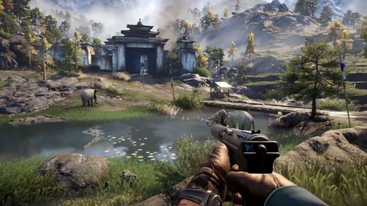 Far Cry 4 will have a Homestead feature similar to Assassin's Creed III