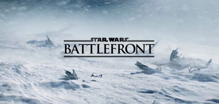 Star Wars Battlefront Launching Holiday 2015
