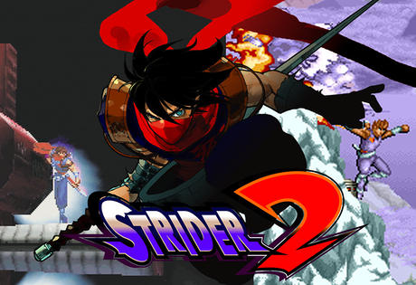 Strider 1 and 2 are making its way to the PSN Store this October 7th