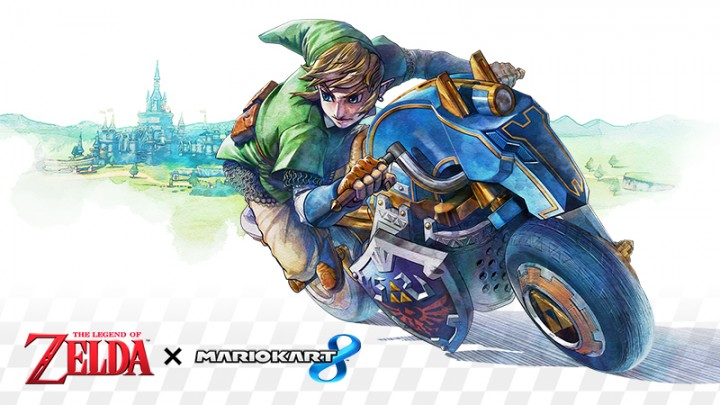 Eiji Anouma speaks about the Master Cycle in Mario Kart 8