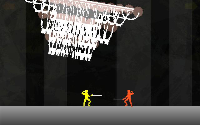 Nidhogg Available Now on PS4, PS Vita and PSTV