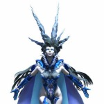 New Screenshots of Shiva in Patch 2.4 from Final Fantasy XIV