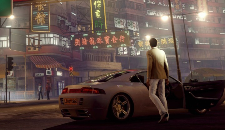 Sleeping Dogs: Definitive Edition unboxing, first PS4 gameplay reveal
