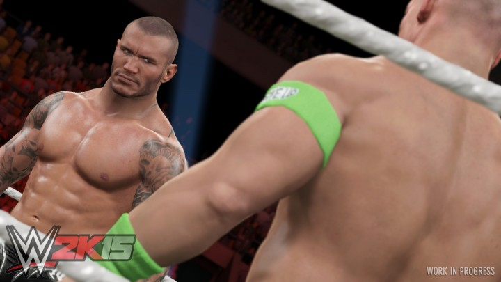 WWE 2K15 PS4/XOne: Devs Questions and Answers