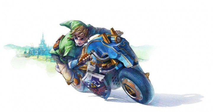 Mario Kart 8 Zelda DLC Adds Exciting New Characters, Cars, and Tracks