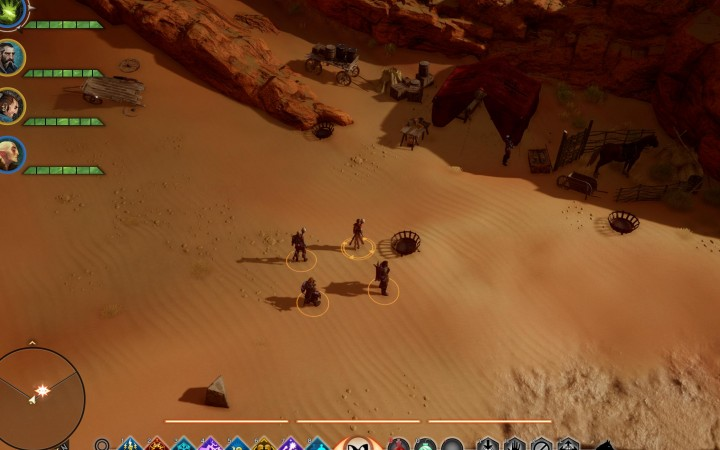 Dragon Age: Inquisition mod brings back Origin's isometric view