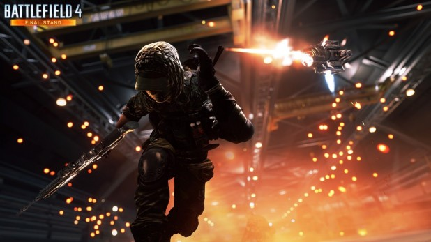 Battlefield 4 Final Stand DLC Release Date Announced