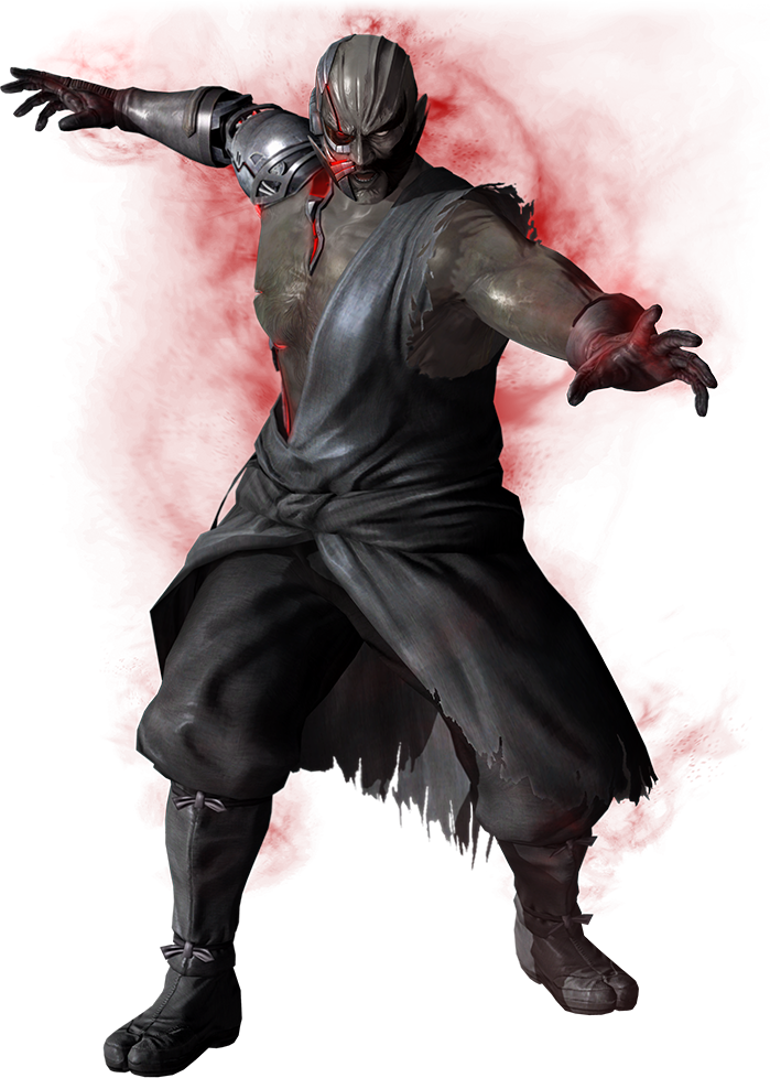 Dead or Alive 5: Raidou's Back From the Dead