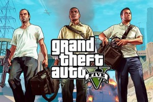 GTA V Breaks Best-Selling Game Record in the UK