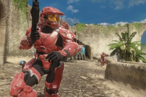 Halo 2: Anniversary Rumble playlist back in Master Chief Collection