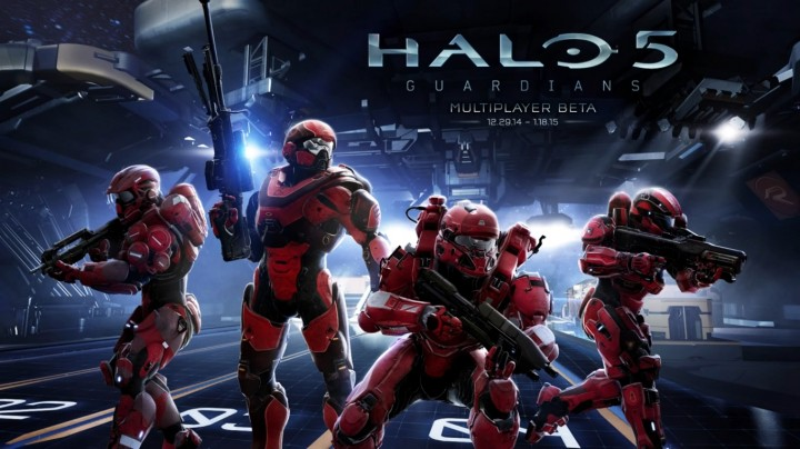 Halo 5 Multiplayer Beta Gameplay From Roosterteeth, 'The Know' Gets Hands-On