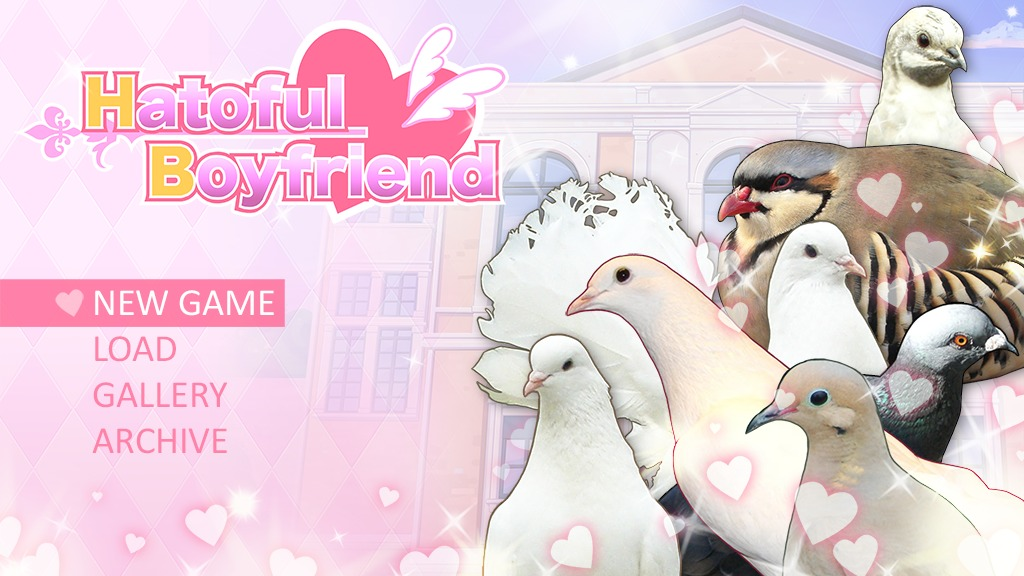 Hatoful Boyfriend Confirmed for PlayStation 4 and PS Vita Release